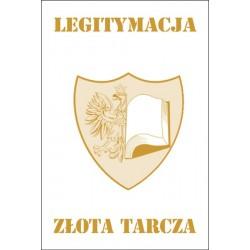 Legitymacja Złota Tarcza